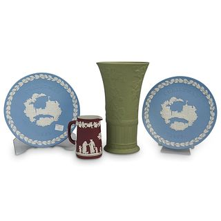(4Pc) Wedgwood Collection