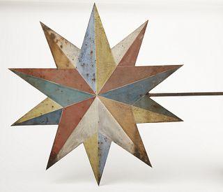 Star Trade Sign