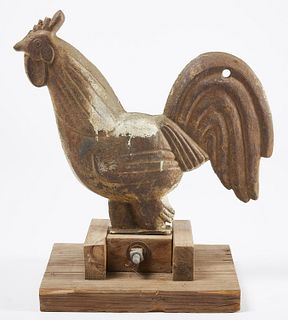 A20 Rooster Windmill Weight