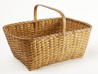 Shaker Splint Basket