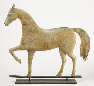 Horse Weathervane - A.L. Jewell