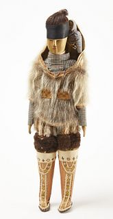 Greenland Doll and Papoose