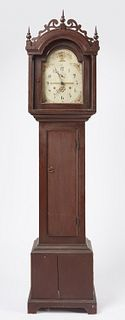 Riley Whiting Tall Case Clock