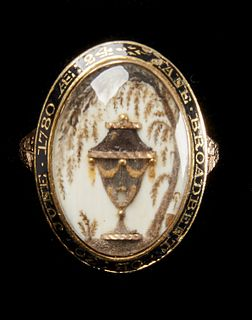 Very Fine Early Mourning Ring