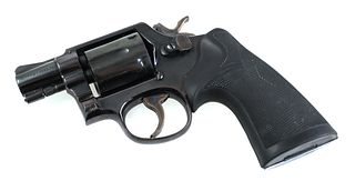 Smith and Wesson .38 Revolver Model 10-5