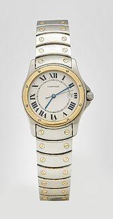 Cartier Santos Wristwatch
