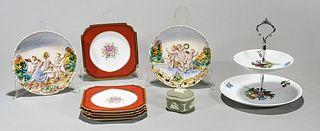 Group of Various Ceramics