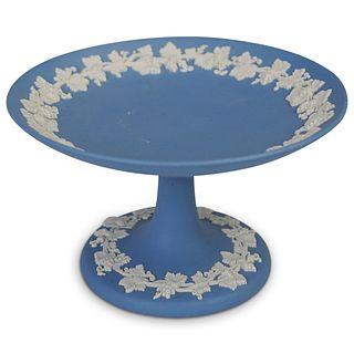 Wedgwood Porcelain Pedestal Plate