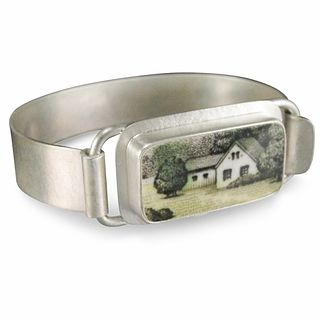 Meadow Cuff Bracelet