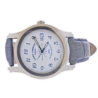 Cuervo Y Sobrinos Autorecargante Watch ref. 2802