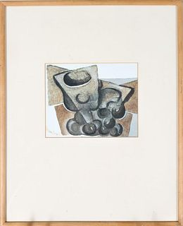 Juan Gris (1887-1927) Spanish, Graphic Print