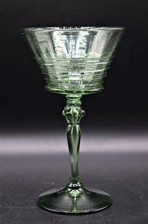 (15) Steuben Wine Glasses