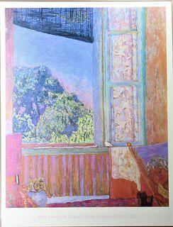 Pierre Bonnard (1867 - 1947) French, Poster