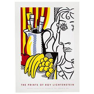 """Roy Lichtenstein. """"Still Life with Picasso"""""""