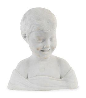 After Desiderio da Settignano (Italian, 1428-1464) The Laughing Boy