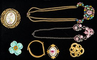 Miriam Haskell and Vintage Jewelry