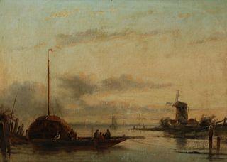 CHARLES LEICKERT (BELGIAN, 1816-1907).
