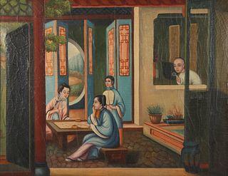 CHINESE SCHOOL (19TH/20TH CENTURY).