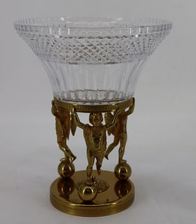 Finest Quality Gilt Bronze French Figural