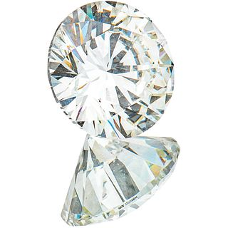 GIA CERTIFIED DIAMOND, UNMOUNTED brilliant cut ~0.70 ct Clarity: VS1 Color: J