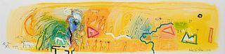 Soile Yli-Mayry (Finnish, b. 1950) Asphalt Dream, 2006