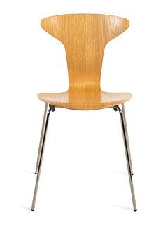 Arne Jacobsen (Danish, 1902-1971) Munkegaard Chair,Fritz Hansen, Denmark