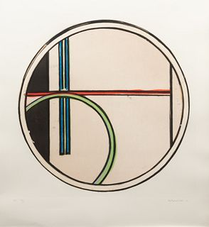 Bertrand Lavier  (French, b. 1949) No. 1, 1987