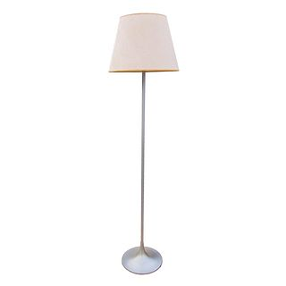 Floor Lamp in Nickel by Laurel Lighting Co.