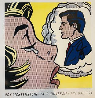 Roy Lichtenstein -Thinking of Him- 1991 Springdale