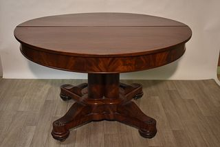 Second Period Empire Dining Table