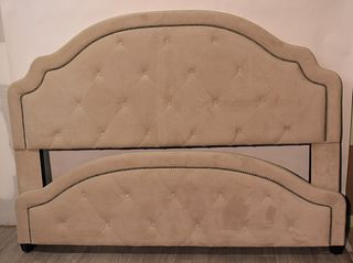 Modern Design King Size Bed