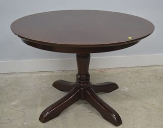 Contemporary Round Kitchen Table
