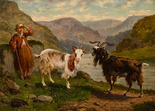 Jos Van Bree (Belgian, 1784-1859)
