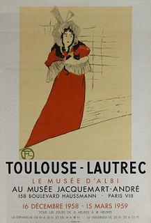 Henri De TOULOUSE LAUTREC (1864-1901) French