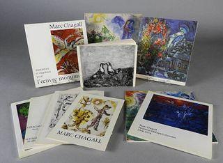 Ten Various Books, Marc Chagall