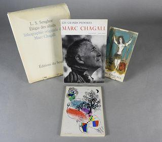 Four Various Books, Marc Chagall
