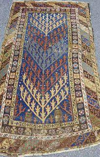 Caucasian Armenian Genje Kazak Rug