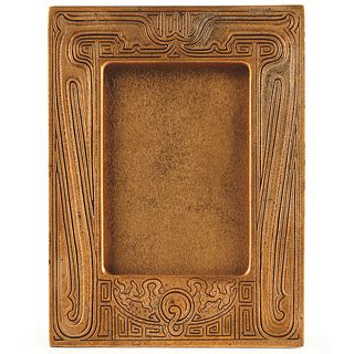 Tiffany Studios Chinese Pattern Picture Frame