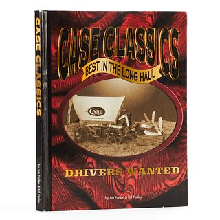"Jim Parker & Bill Penley ""Case Classics: Best in the Long Haul"" 1995"