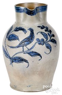Baltimore stoneware pitcher, ca. 1825, Remmey