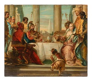 After Giovanni Battista Tiepolo, 19th Century