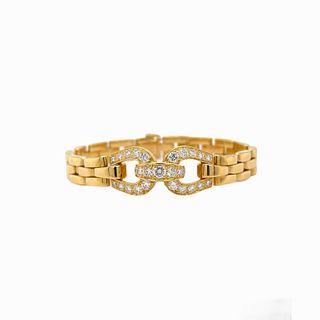 Cartier Byzantine Diamond Bracelet