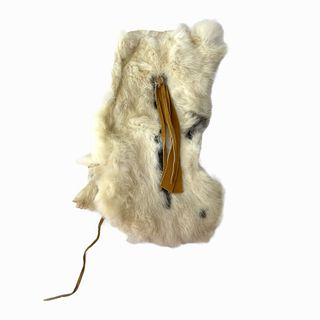 Native American Fur Mitten