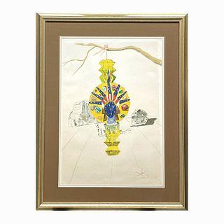 "Salvador Dali ""American Clock"" Ap"