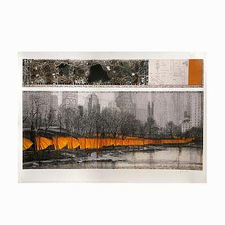 Christo & Jeanne Claude (1935-2020)