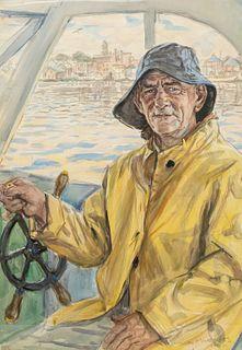 Joseph Margulies, New England Fisherman