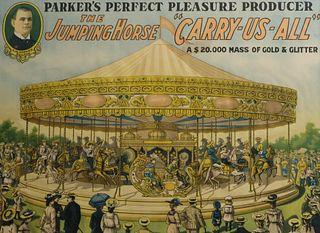 Original Poster Parker's Perfect Pleasure Producer