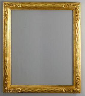 Newcomb Macklin Style Gilt Frame