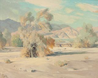 Ralph Love (American, 1907-1992) Smoke Tree