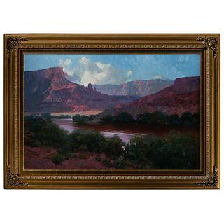 James Reynolds(American, 1926-2010)The Colorado